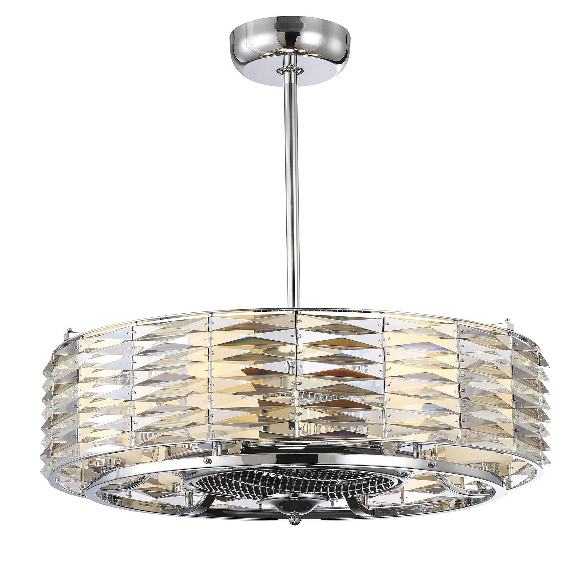 Crystal ceiling fan light kit 10 methods to modernize your