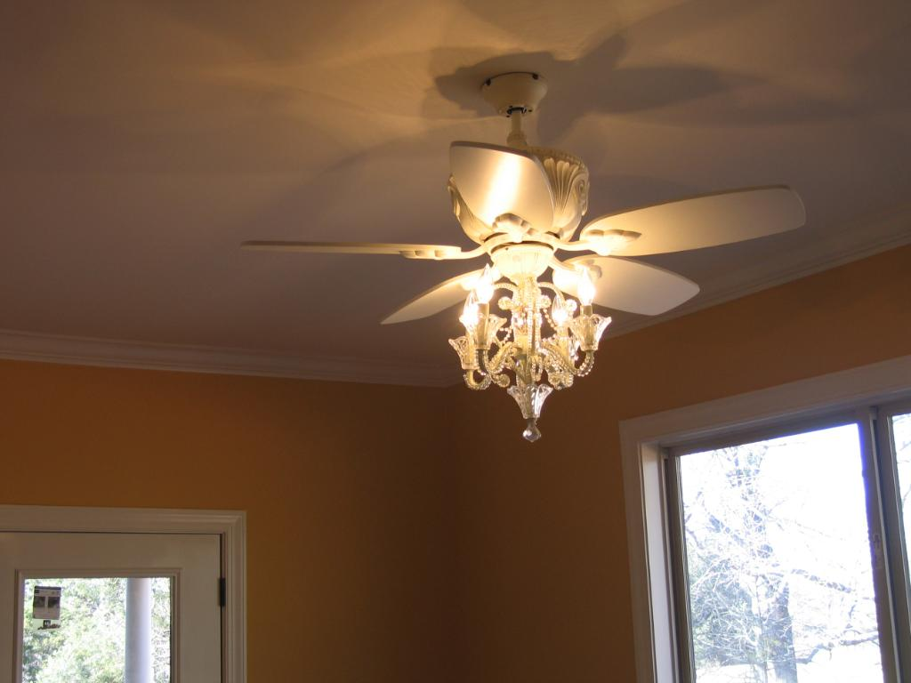 Crystal Ceiling Fan Light 10 Rich Ways To Cool Your Room