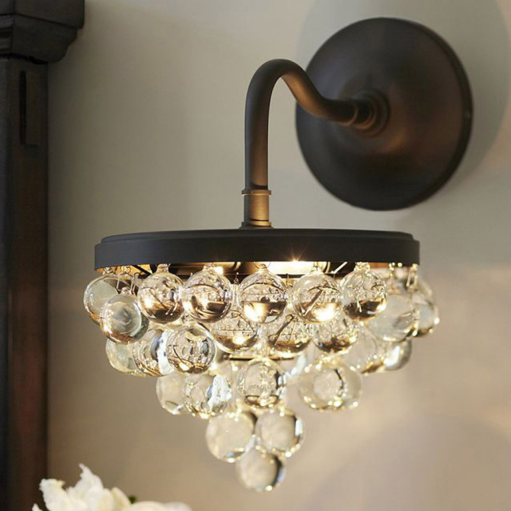 Decorative Wall Lamps brighten your way with crystal wall lamp | warisan lighting