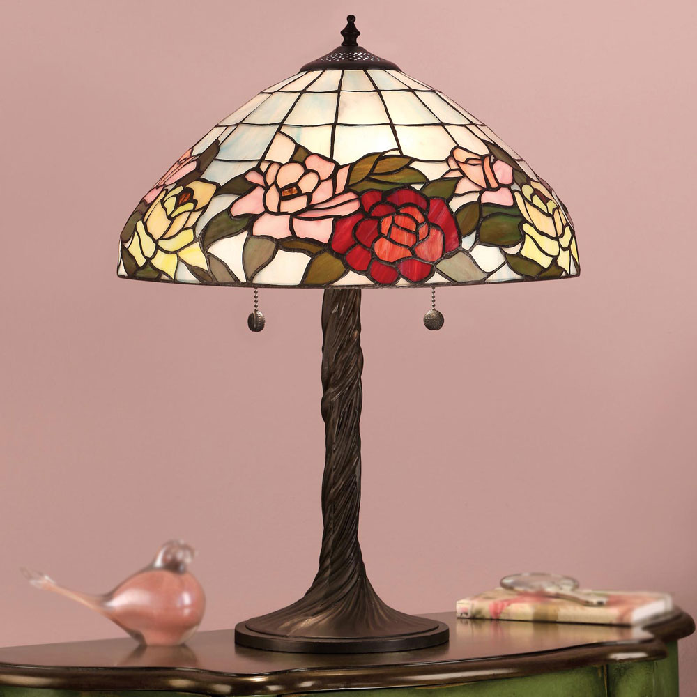 Dale tiffany lamps: It's All in the Colors