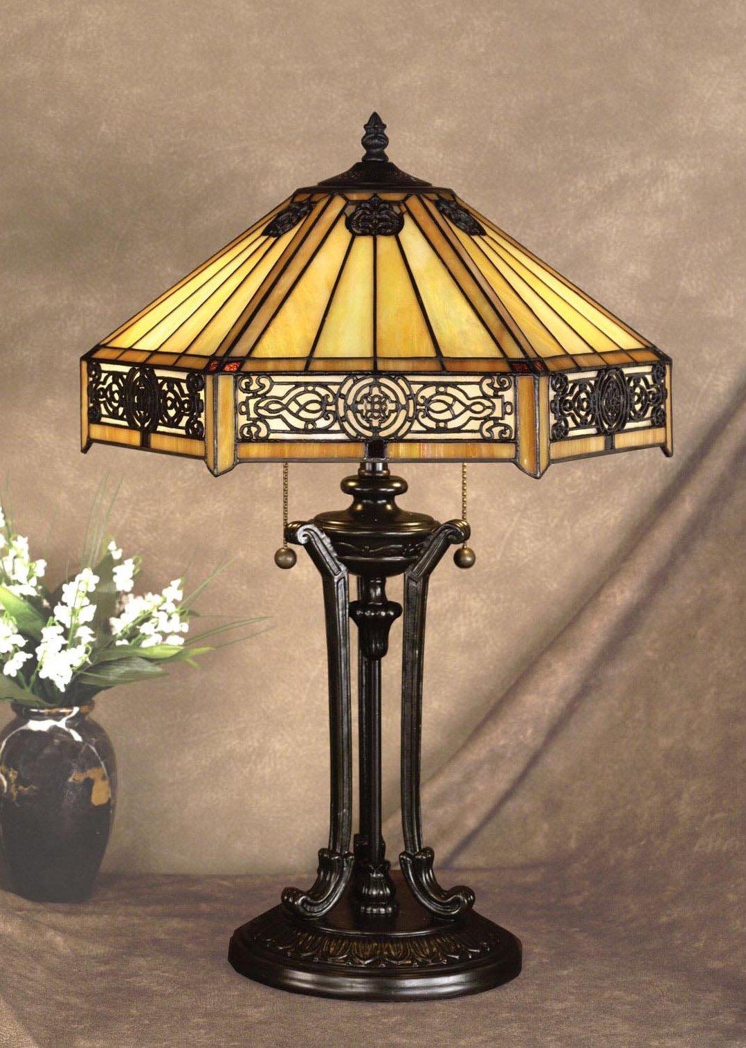 #2 Vintage Style Lamp