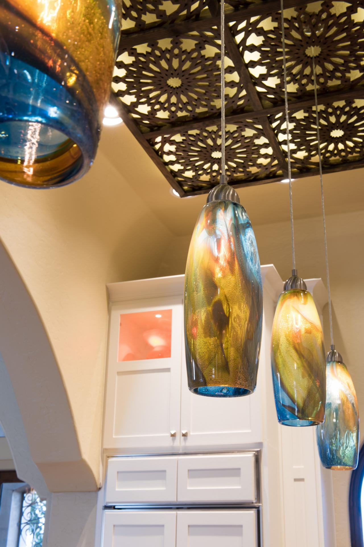 Ceiling can be decorated with decorative ceiling light panels warisan lighting - Decorative light fixtures ...