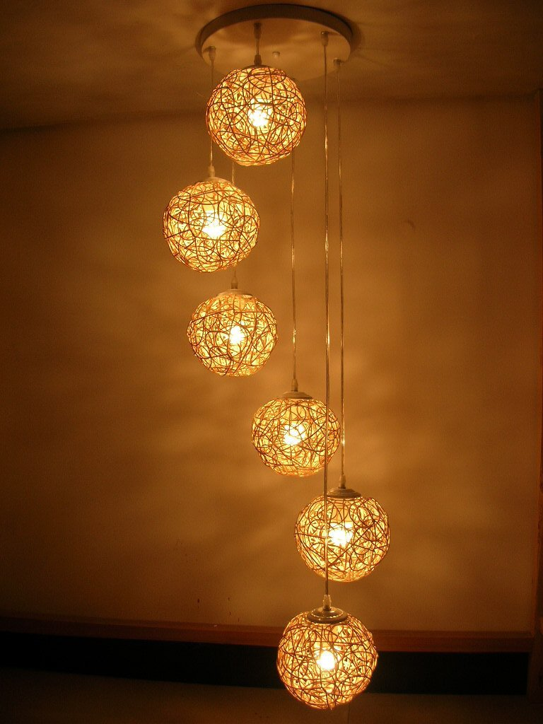 Decorative Lighting Fixtures decorative lamps - 10 ways to renew your home | warisan lighting