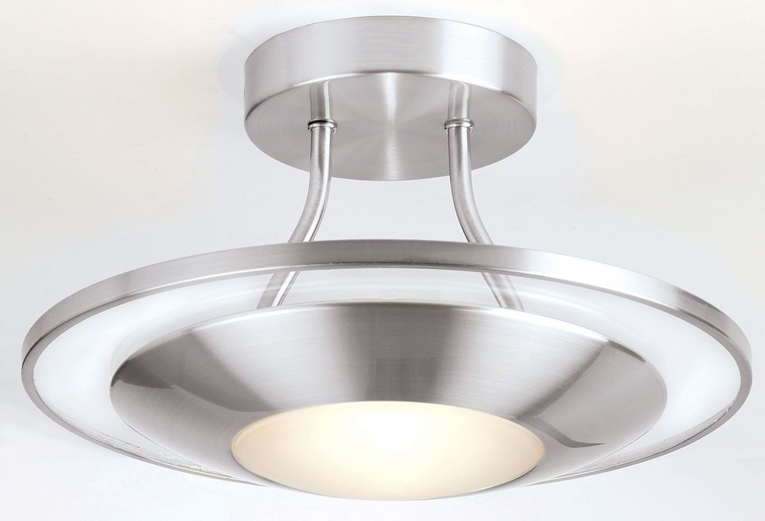 An overview of different ceiling lights warisan lighting flush or semi flash lights arubaitofo Choice Image