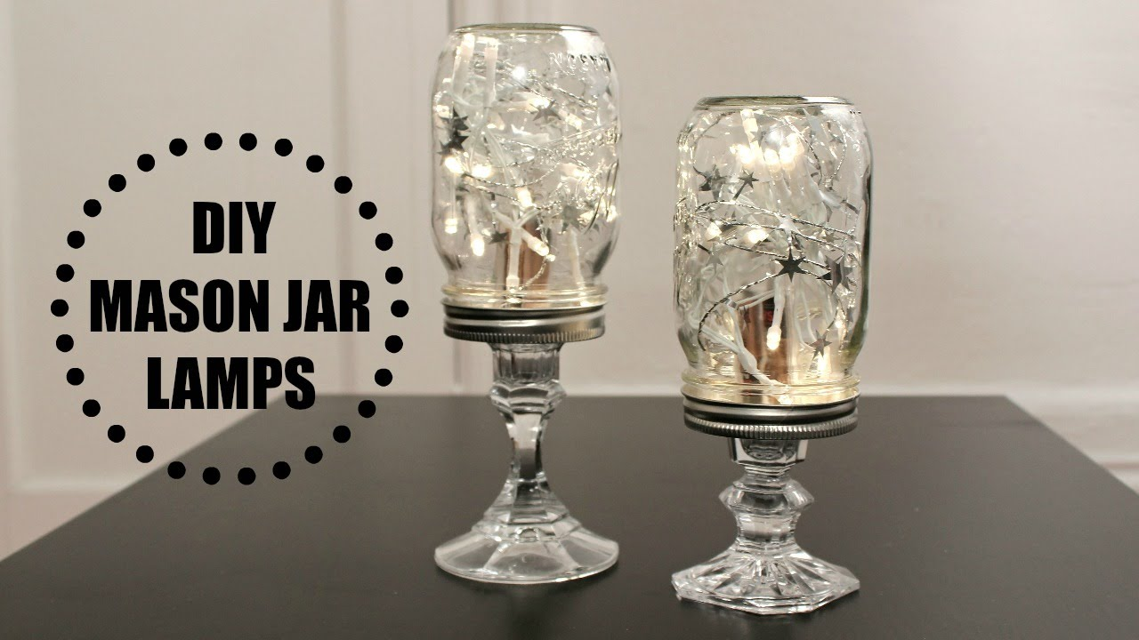 Illuminate Your Homes A Unique Way With Diy Mason Jar