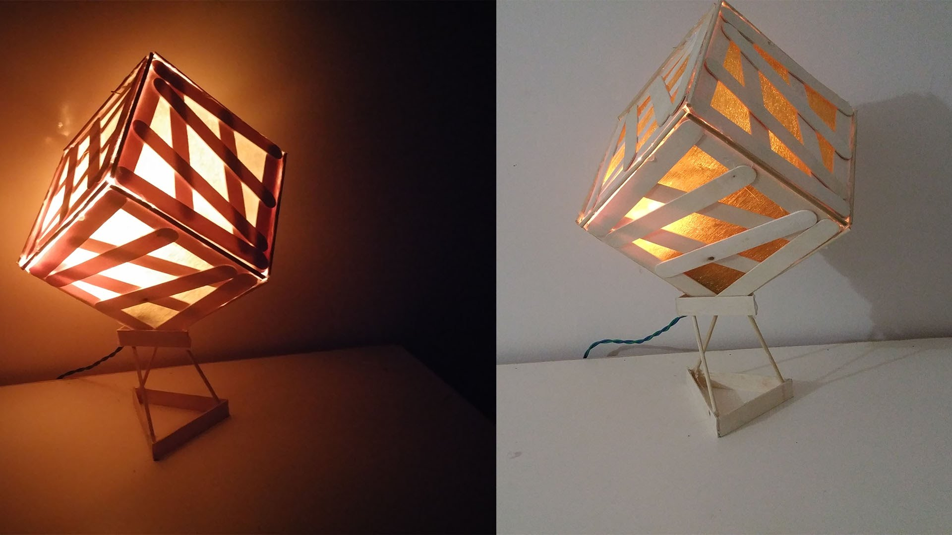 Conclusion. DIY Table Lamps Are Easy To Make.