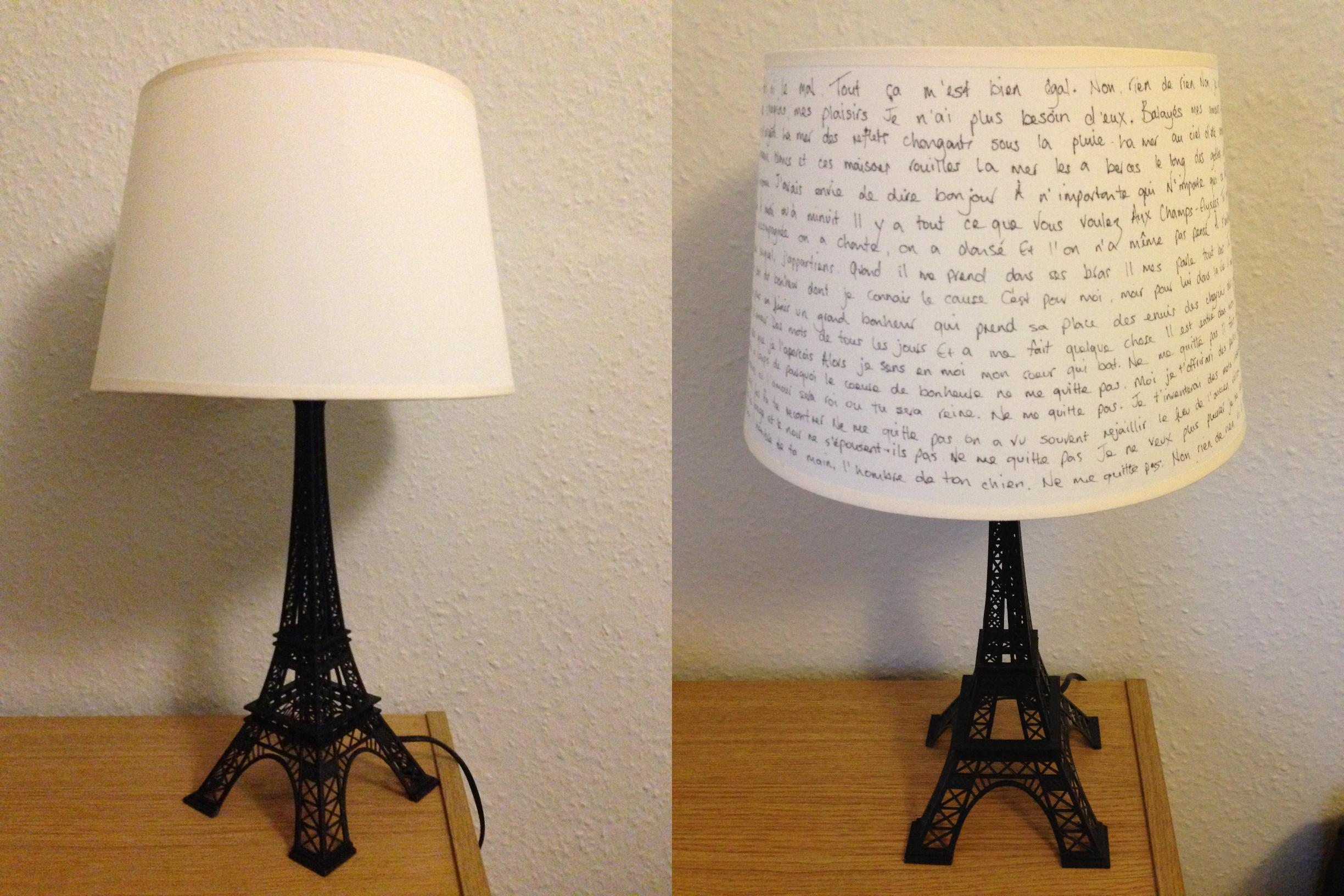 Eiffel Tower Lamps: Relive your Paris dream with these light ...