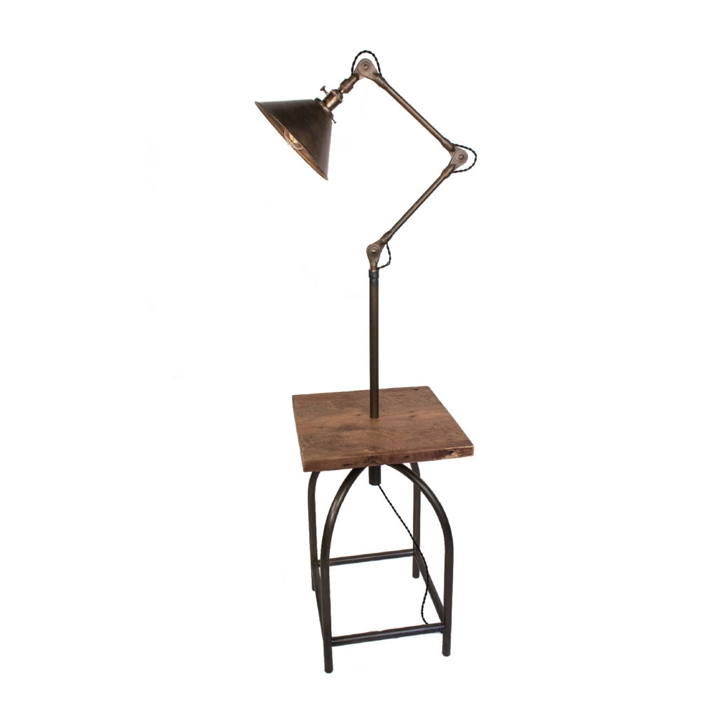 End table with lamp attached 10 reasons to buy warisan lighting how to make a wooden table lamp attaching table lamp bases aloadofball Image collections