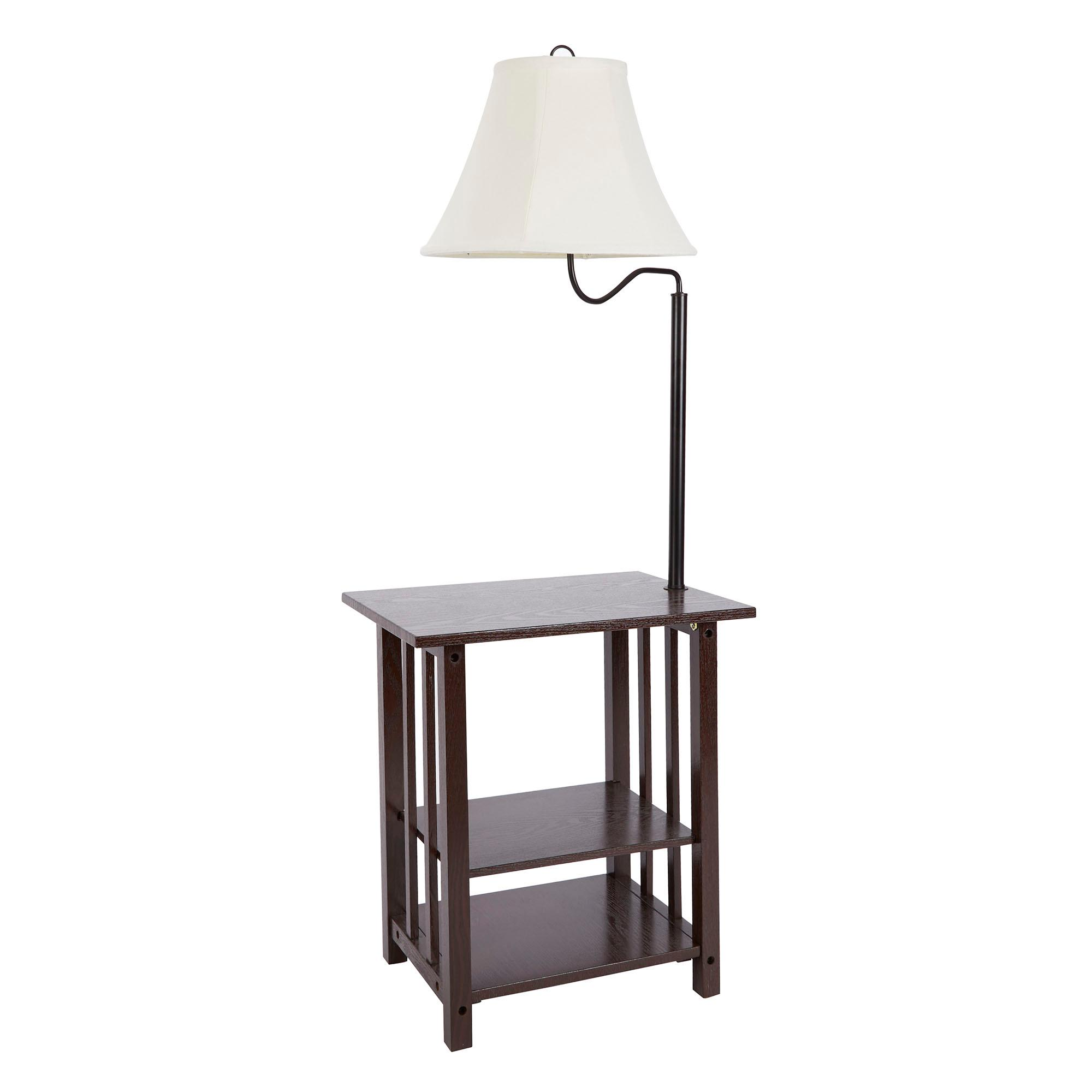 10 reasons to buy end tables with lamps attached warisan lighting if you will utilize your lamp just for general lighting you have more space with your decisions end tables with lamps attached aloadofball Image collections