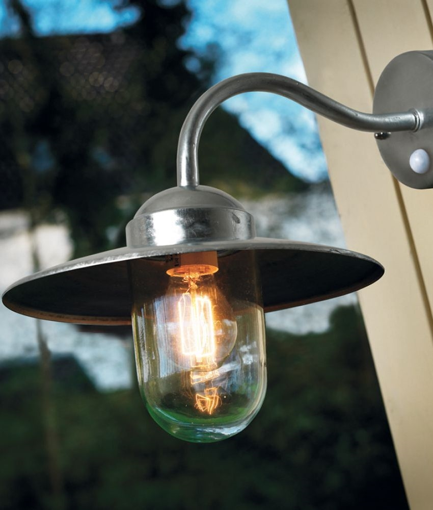 Wall Lamps With Pir : 10 reasons to install External wall lights with pir Warisan Lighting