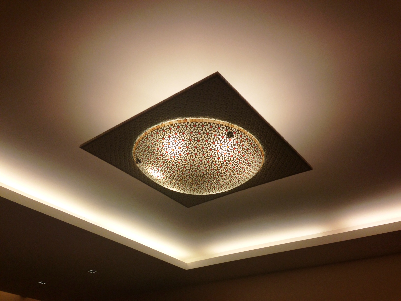 Feature Ceiling Lights Best Lighting Warisan