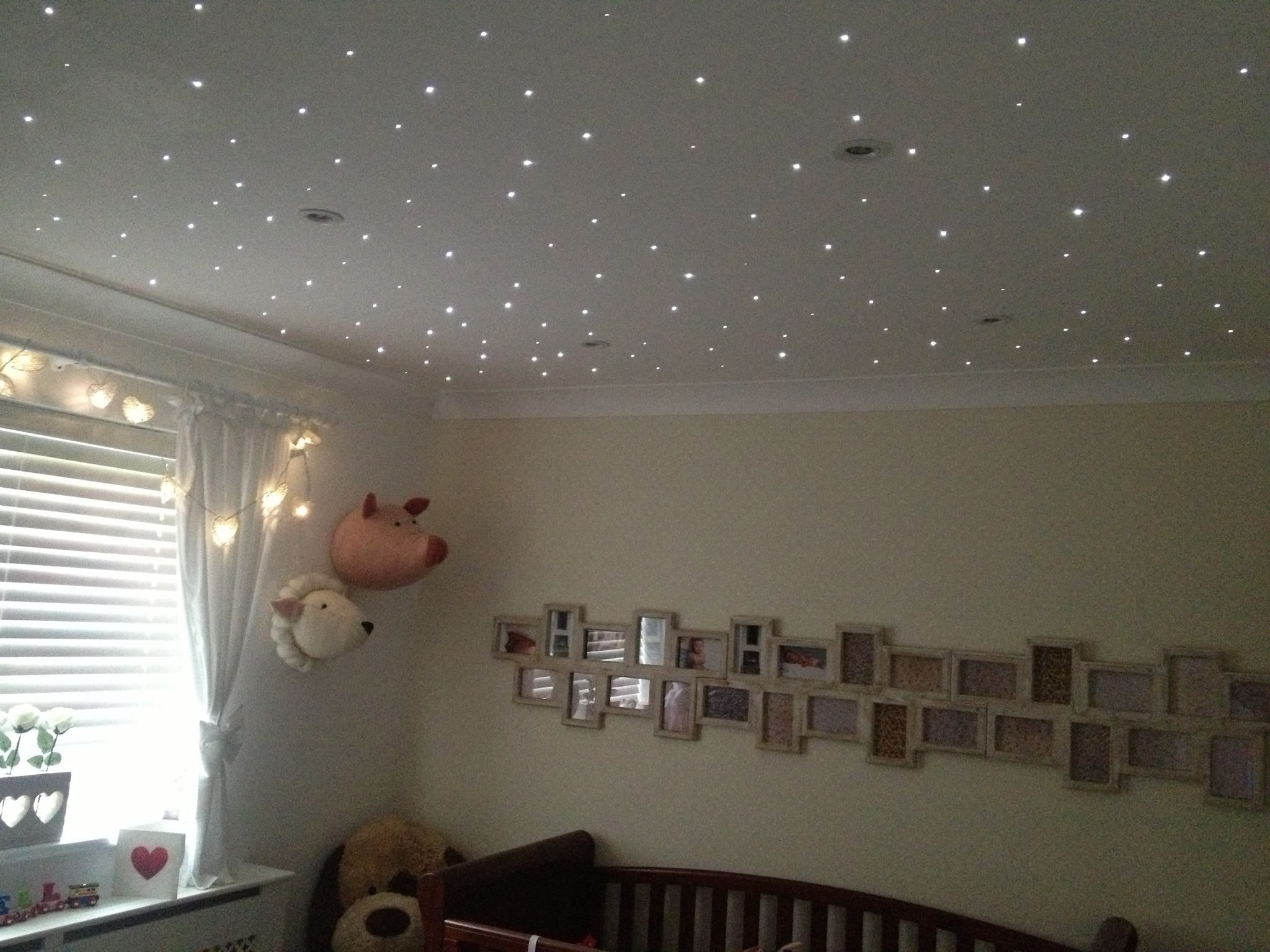 twinkle lights on bedroom ceiling 10 facts to about fiber optic ceiling lights 20033