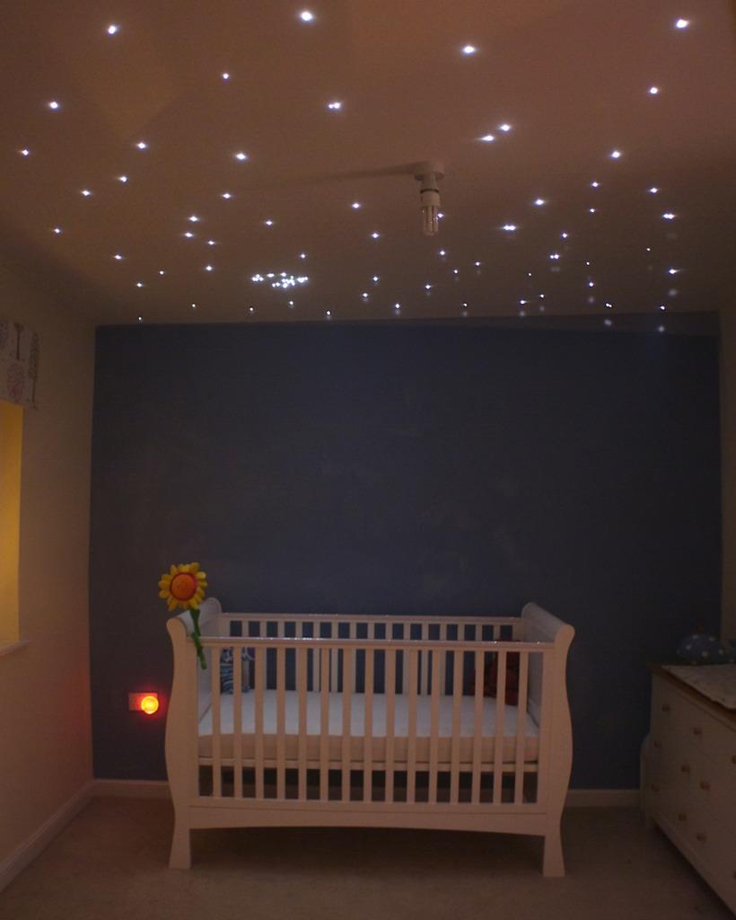 Fibre Optic Ceiling Light That Produce Light For Your Comfort - Fiber optic bedroom lighting