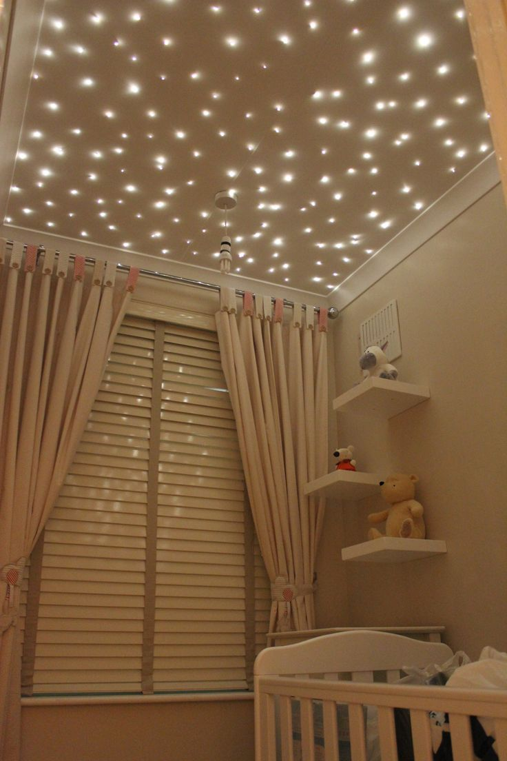 Fibre Optic Ceiling Light That Produce For Your Comfort