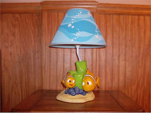 Finding Nemo Lamp Let Nemo Splash Away The Darkness