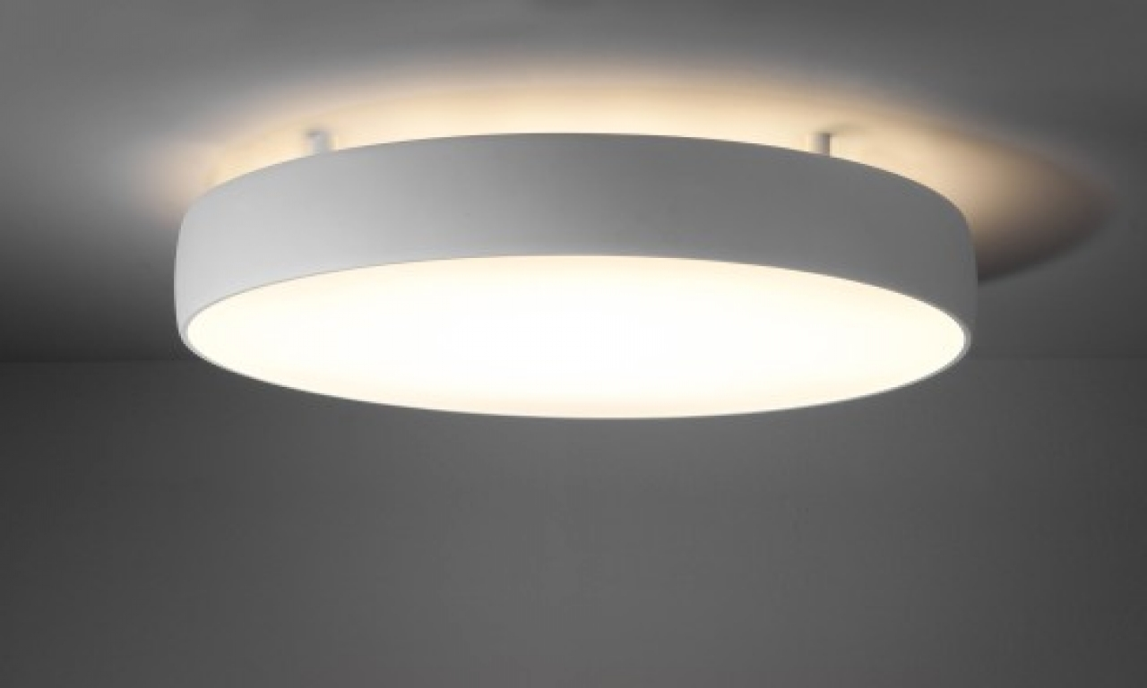 TOP Flat Led Ceiling Lights Warisan Lighting - Flat ceiling light fixtures