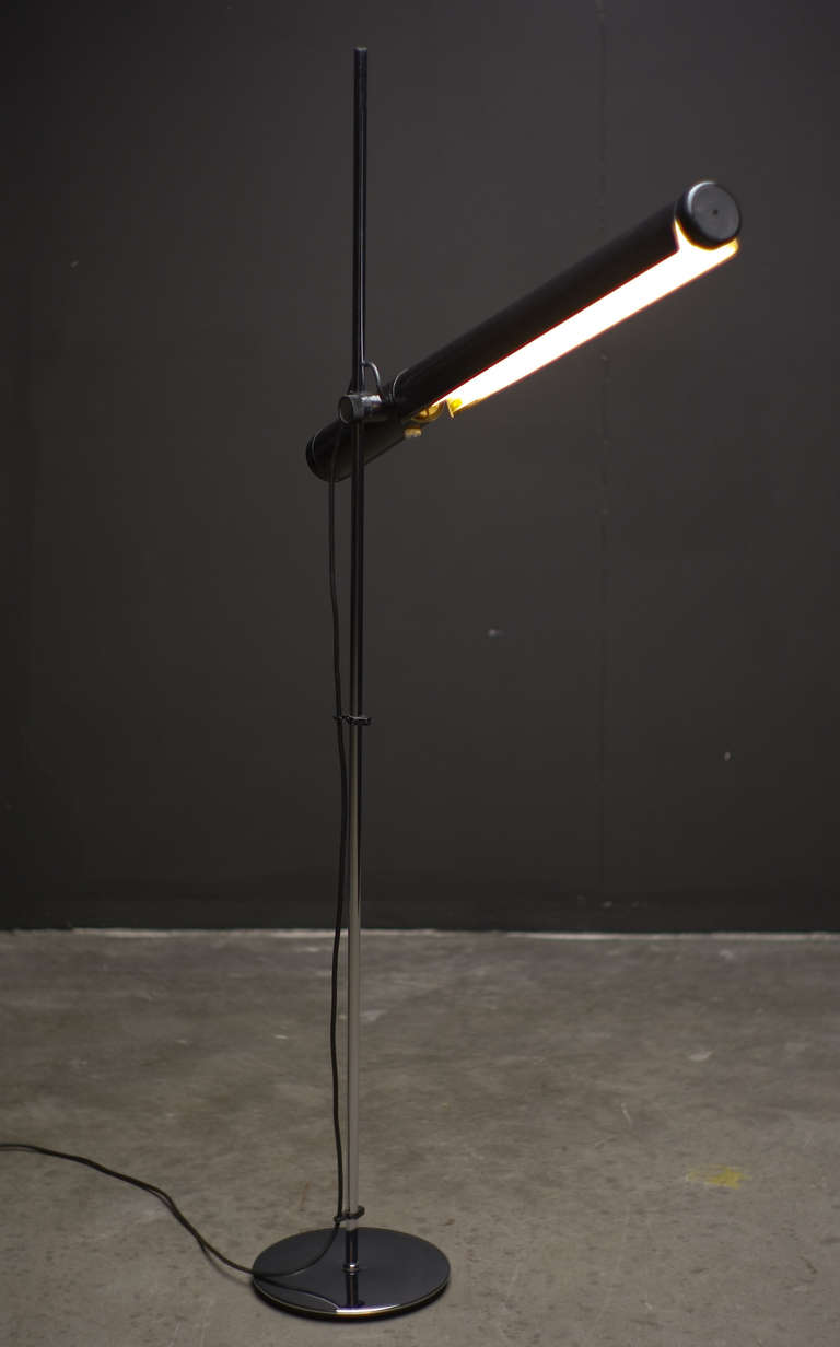 how to make a floor lamp at home