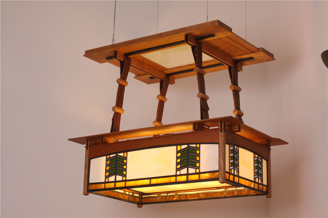 10 reasons why you should buy the frank lloyd wright lamps warisan lighting. Black Bedroom Furniture Sets. Home Design Ideas