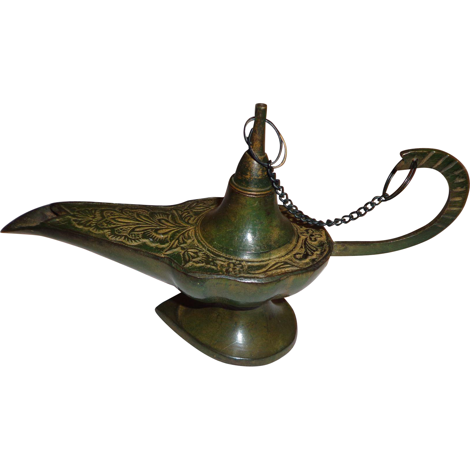 10 Facts About Genie Lamp