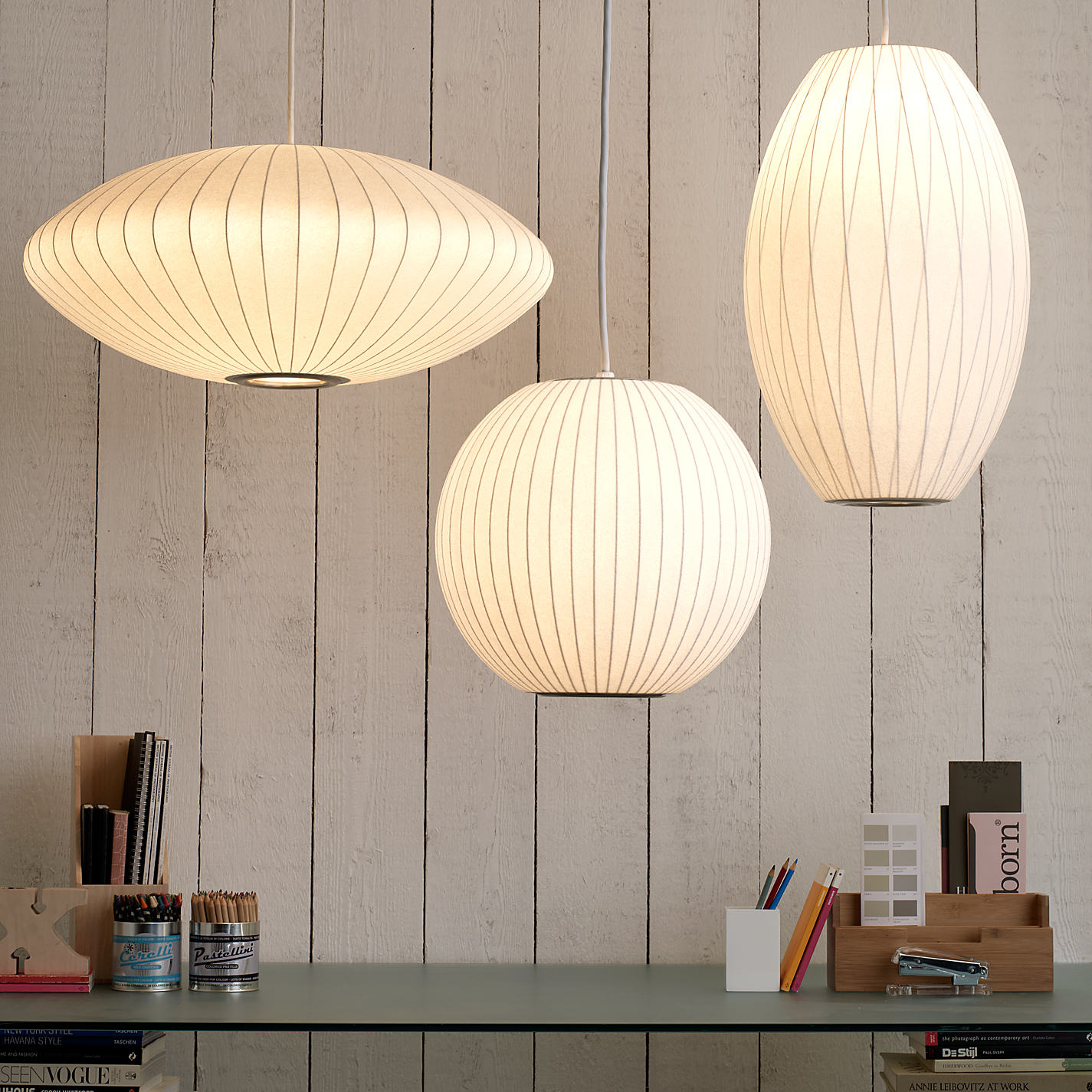 Top 25 George nelson lamps