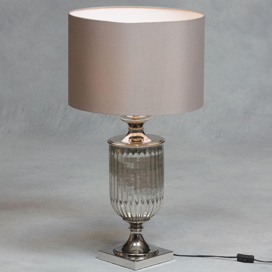 10 benefits of glass bedside lamps warisan lighting. Black Bedroom Furniture Sets. Home Design Ideas