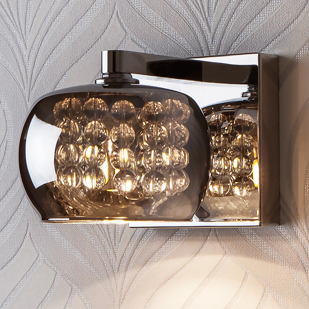 Glass wall lights contribution in home dcor warisan lighting aloadofball Choice Image
