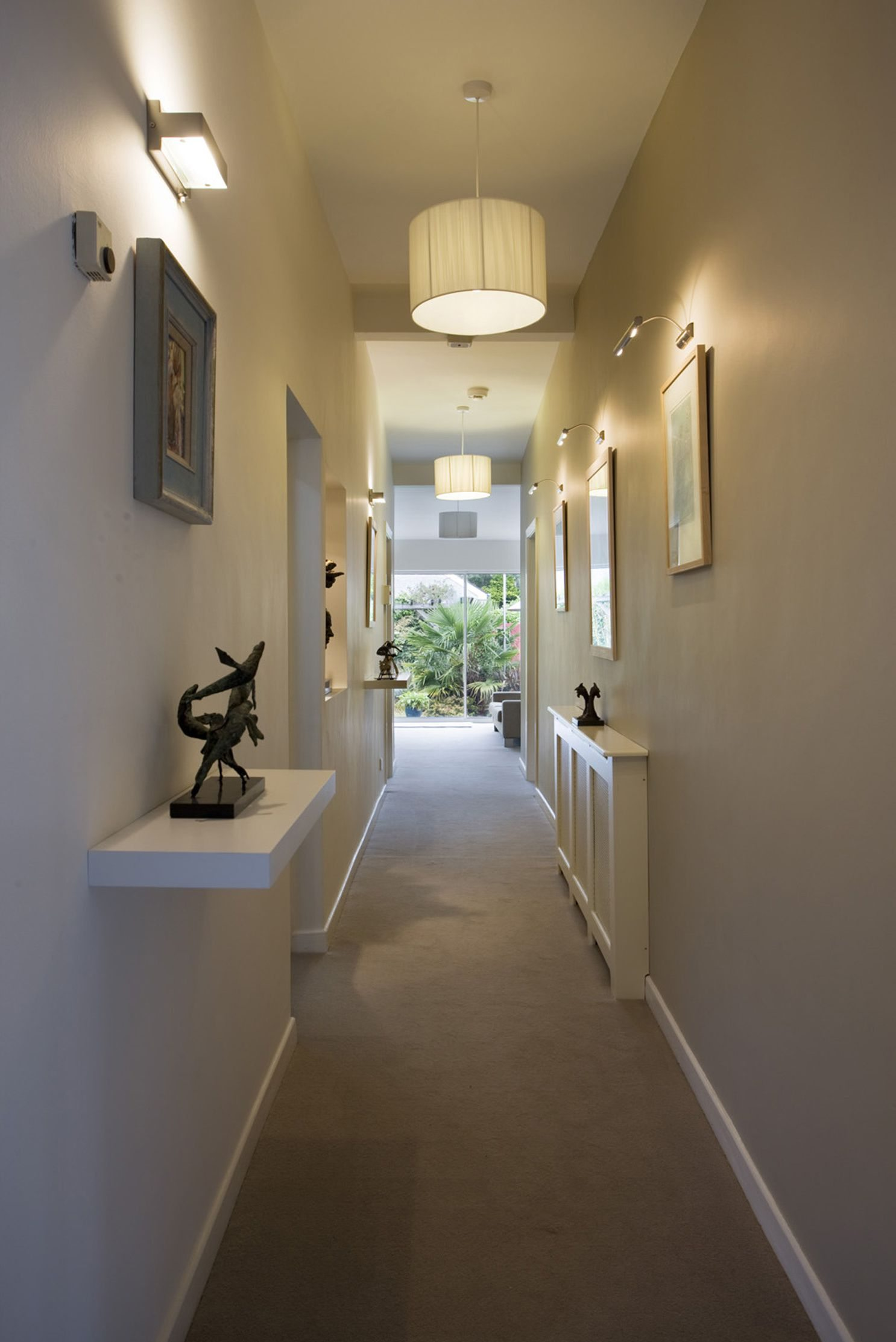 Wall Lights In Hallway : Make your hallways bright with our wall lights Warisan Lighting