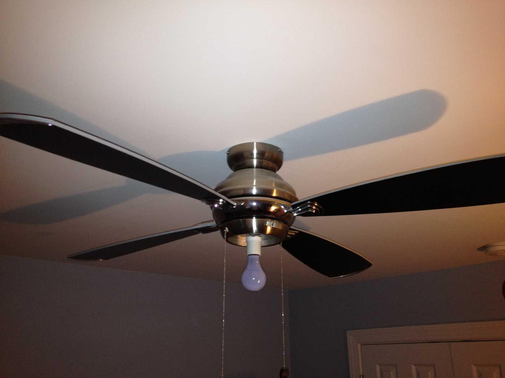Belt driven ceiling fan parts