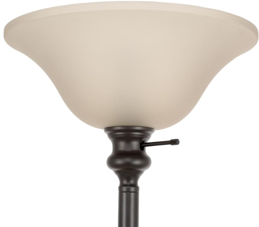 The Sized Fitter Can Also Be Used To Adjust The Distance To Ensure The  Safety Of The Floor Lamps. Hampton Bay ...