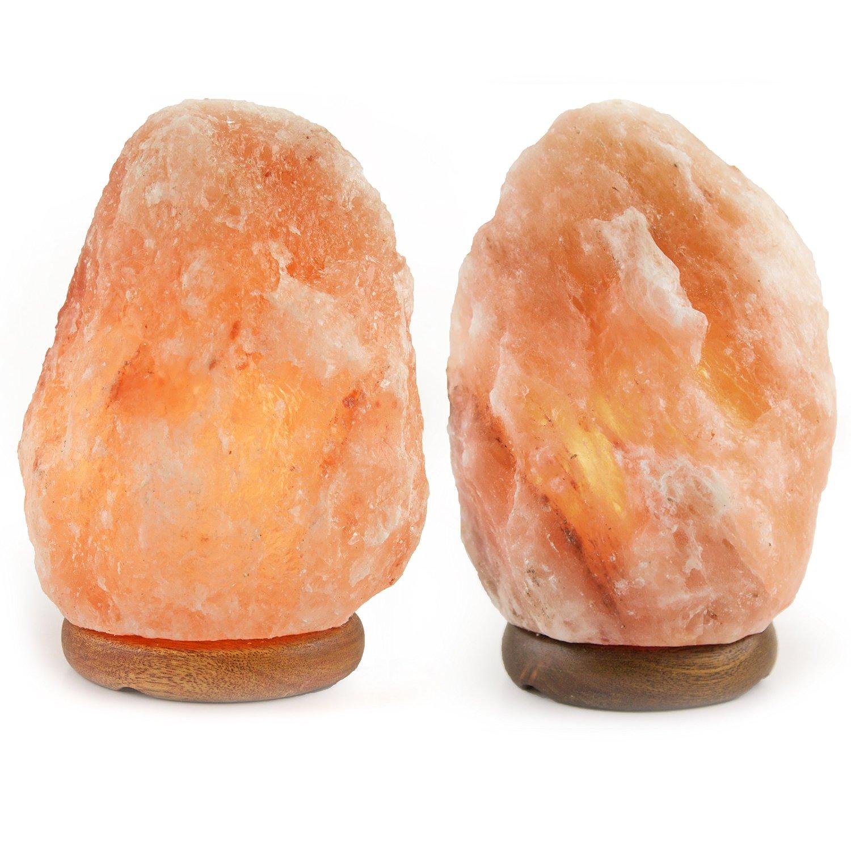 Himalayan Salt Rock Lamps   When Light And Salt Mix Himalayan   Warisan  Lighting