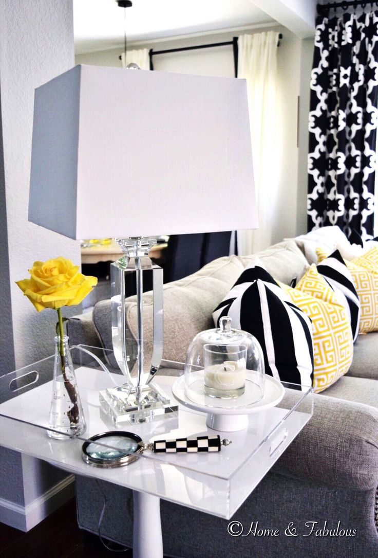 Decorating A Room With Homegoods Lamps