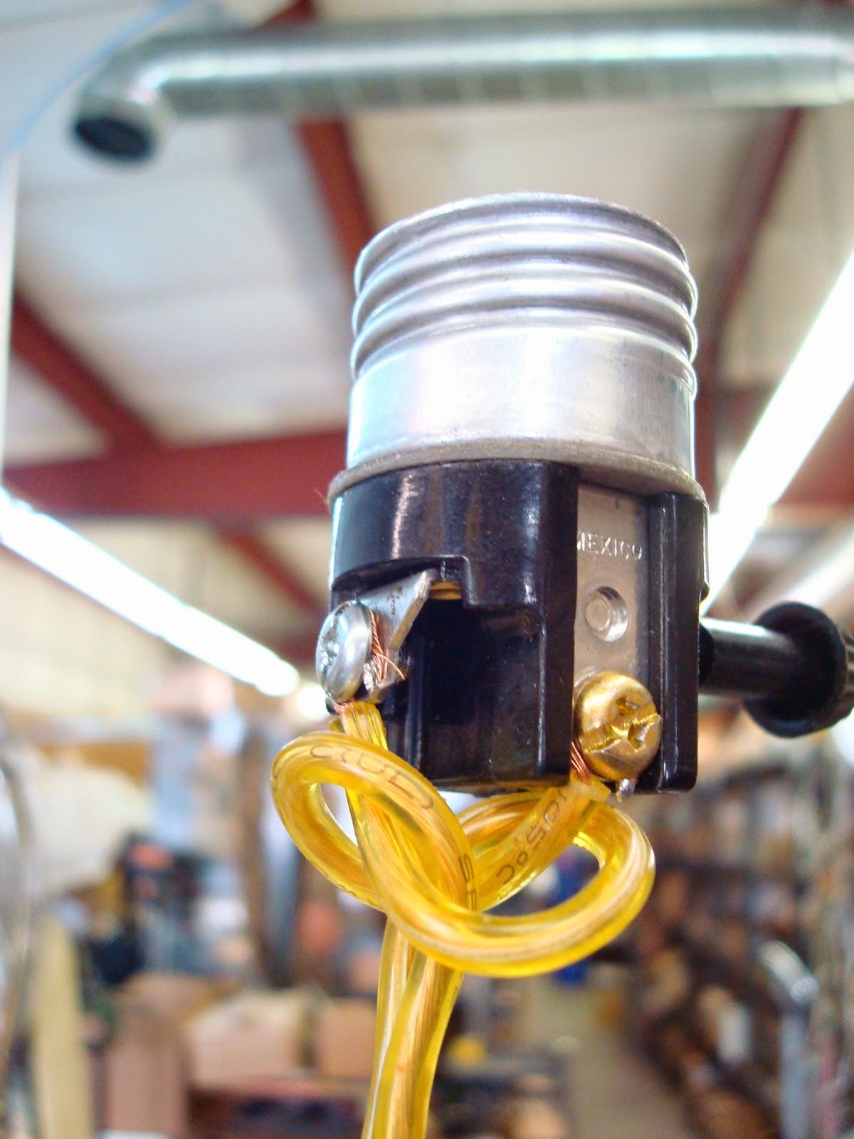 Easy Way On How To Change A Lamp Socket Warisan Lighting