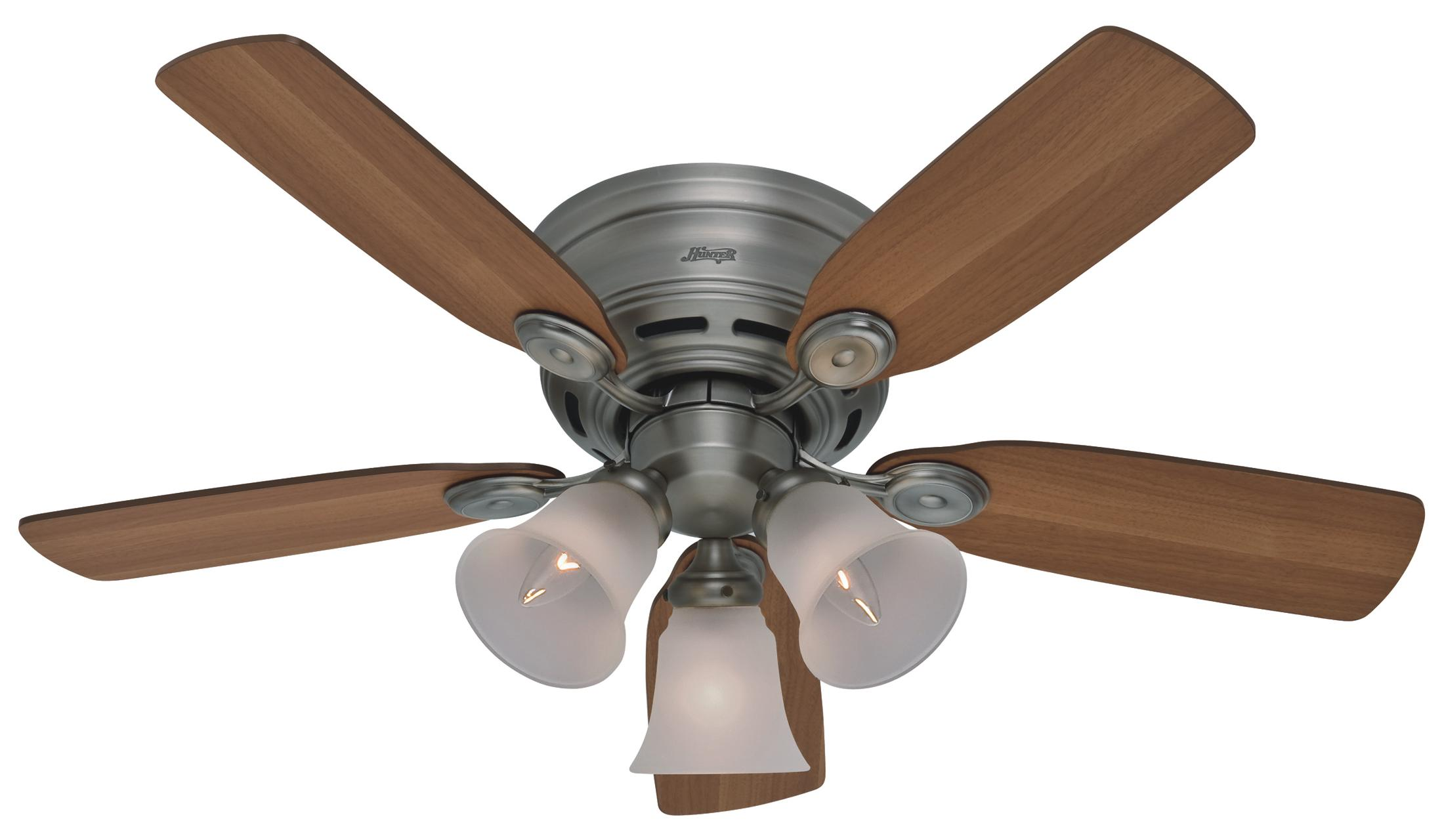 Ceiling fan light problems photolex hunting trip a look at the earlier hunter ceiling fan light mozeypictures Gallery