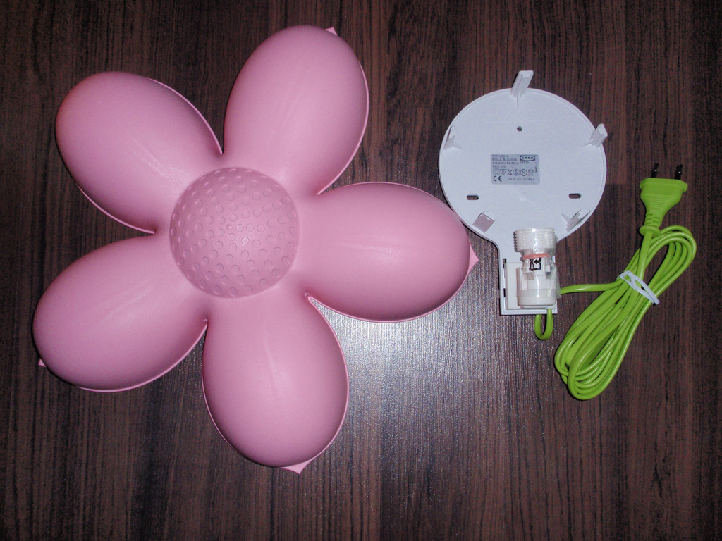 Ikea wall flower light are the best lights for customization ikea wall flower lights use led light to illuminate the outer flower for better efficiency and brightness overall ikea wall flower lights are the best and aloadofball Images
