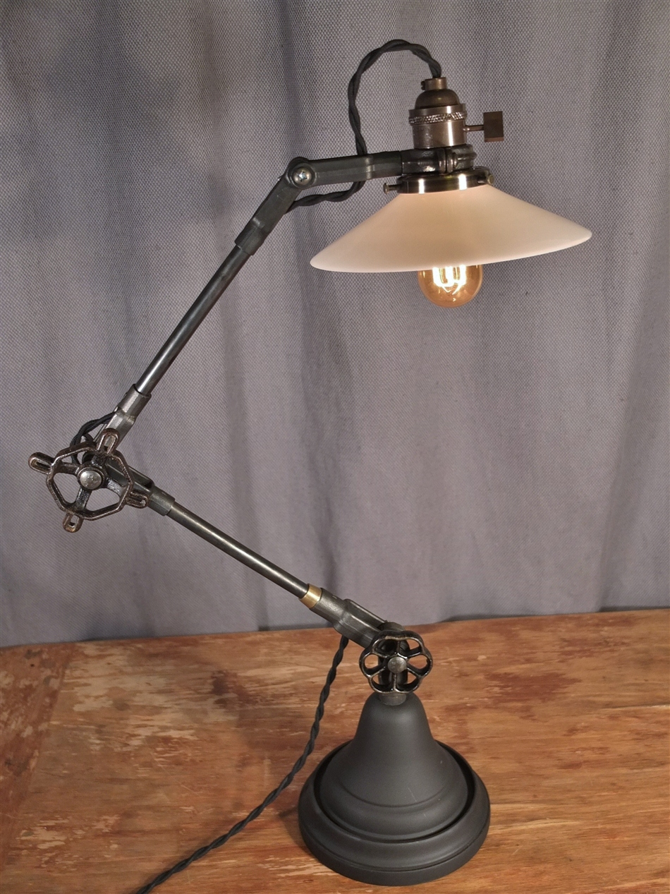 Incroyable TOP 10 Industrial Desk Lamps 2018
