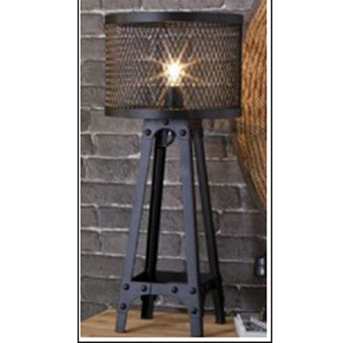 industrial style table lamps 11 highly ranked lamps with unique and loveable features. Black Bedroom Furniture Sets. Home Design Ideas