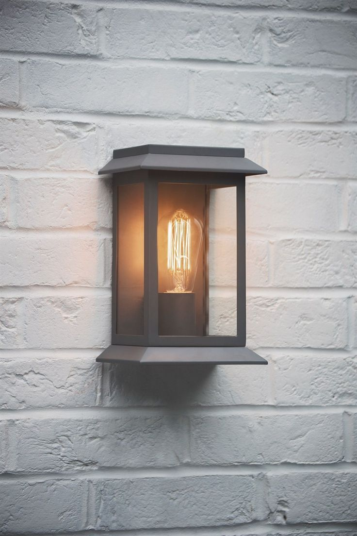 How To Fit Outdoor Wall Lights : 10 reasons to install outdoor wall light Warisan Lighting