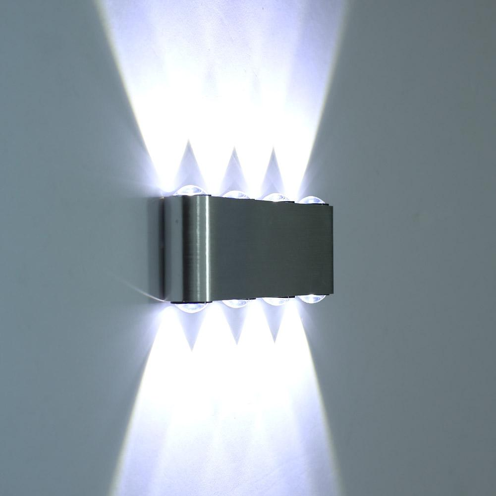 Choosing interior led wall lights that meets any room theme best materials of wall lights aloadofball Image collections