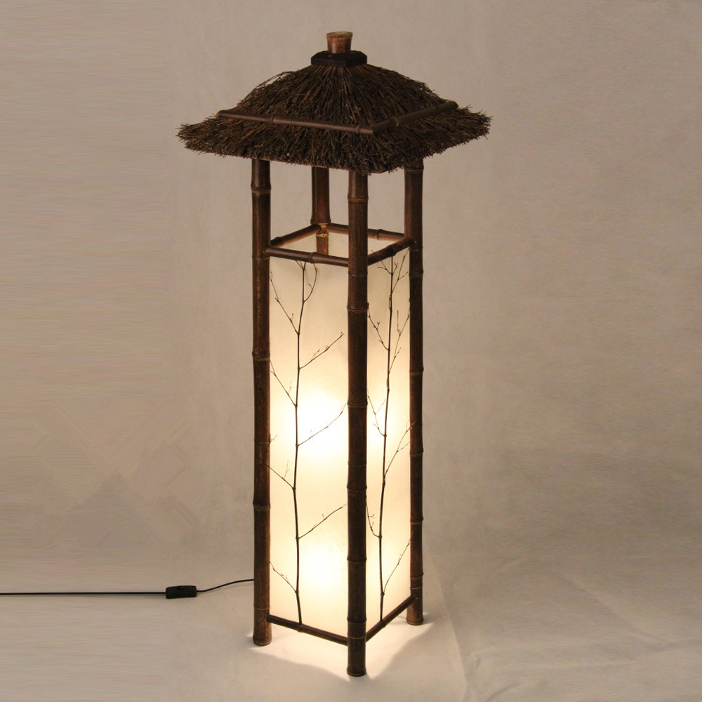 Comfortable Lighting With Japanese Floor Lamps