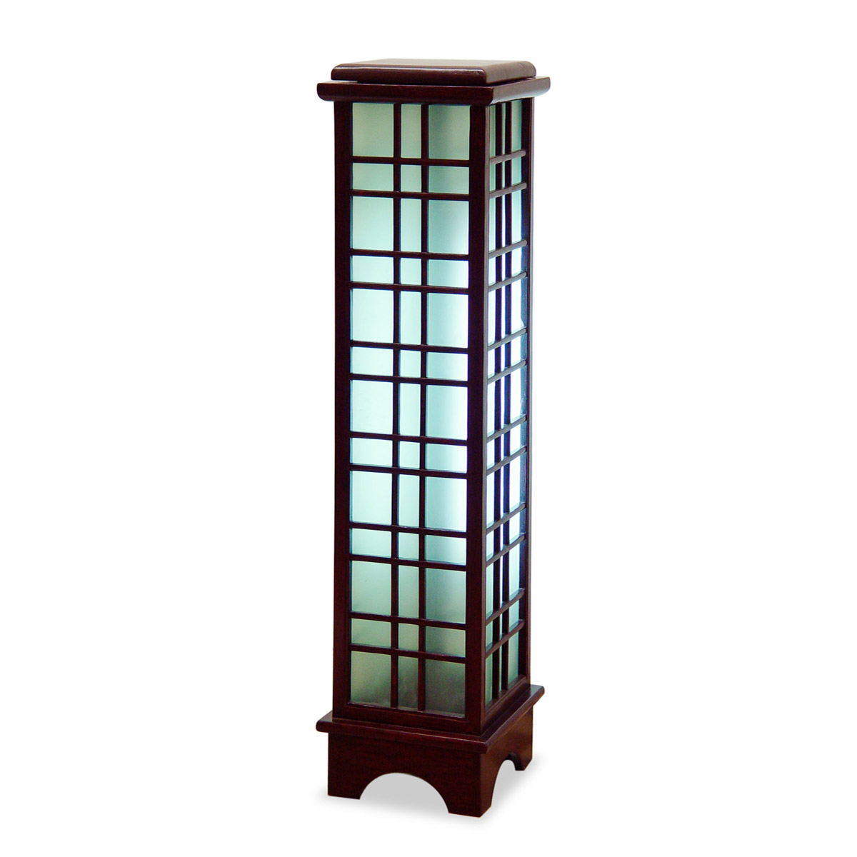 Comfortable Lighting With Japanese Floor Lamps Warisan