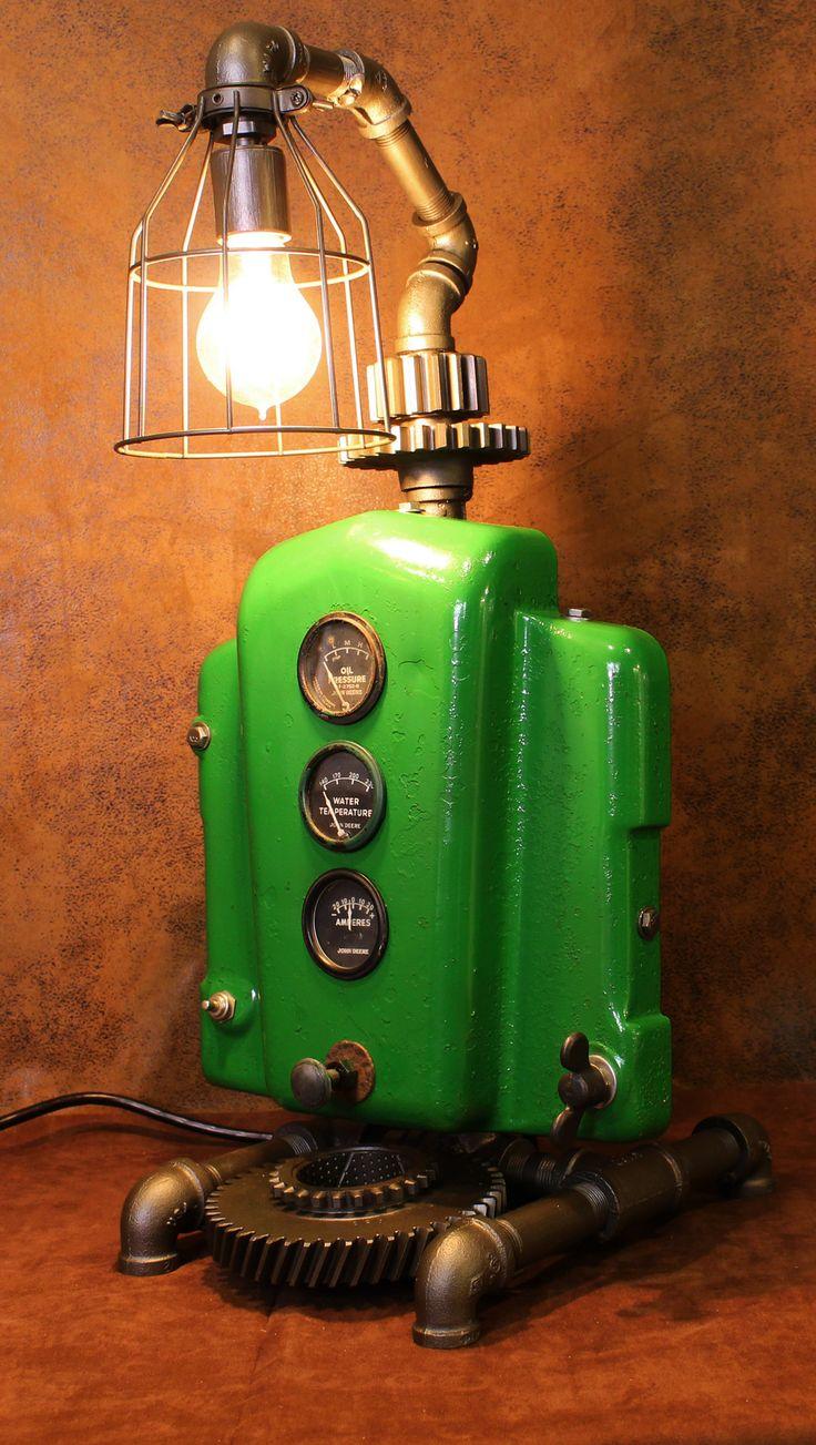 Vintage John Deere Lamps : John deere lamps magnificent of new era warisan