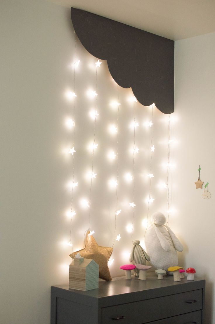 Childrens disco lights bedroom