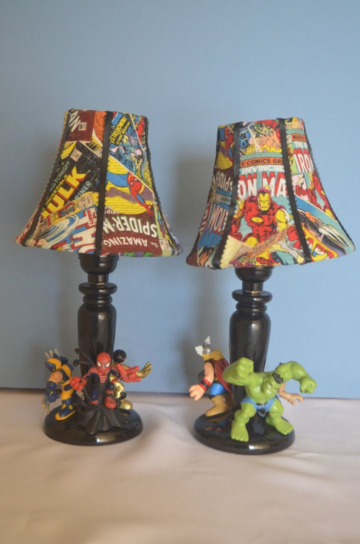 Interesting Kids Lamps For Boys Make Great Fun At Your