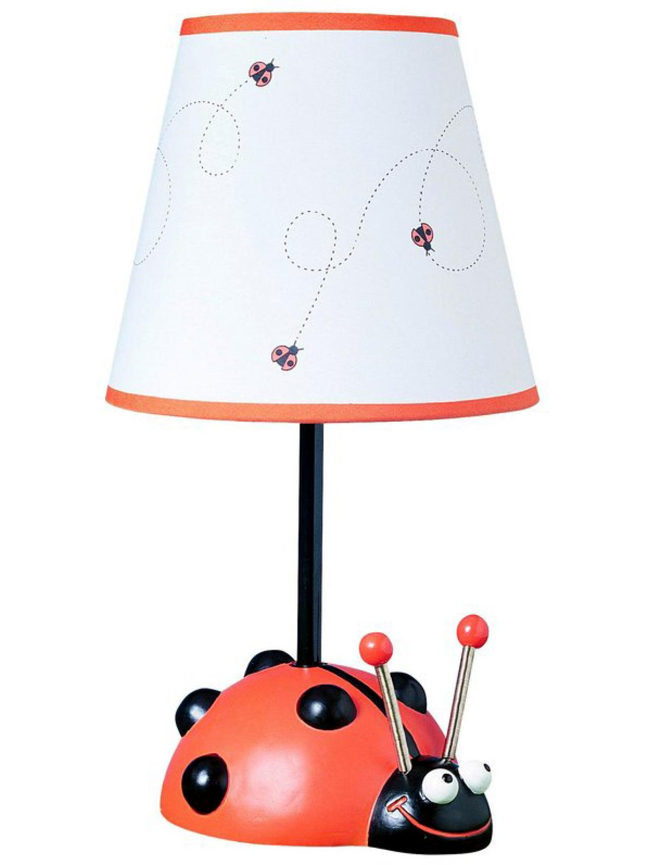 Ladybug lamp 10 methods to give your home different look and why you should get ladybug lamp for your home mozeypictures Choice Image