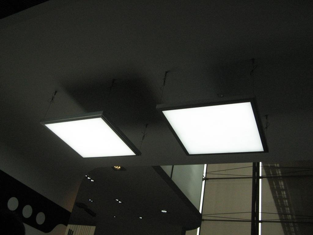 Led ceiling tile lights ceiling designs make an impression with the classy led ceiling panel lights dailygadgetfo Image collections