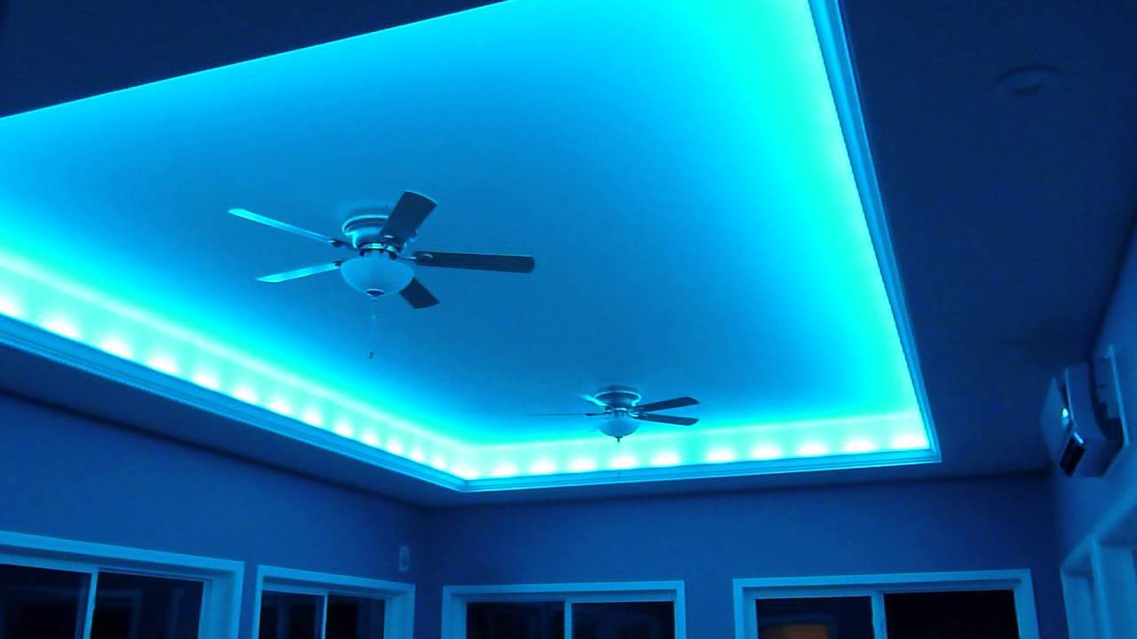 Benefits Of Using The Led Crop Ceiling Lights