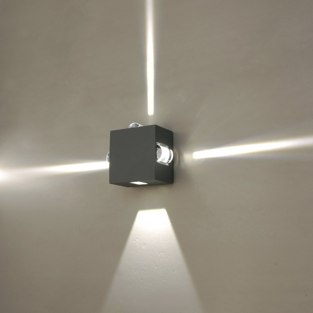 Efficient lighting led external wall lights warisan lighting the perfect combination for your external lighting needs there are many led external wall aloadofball Gallery
