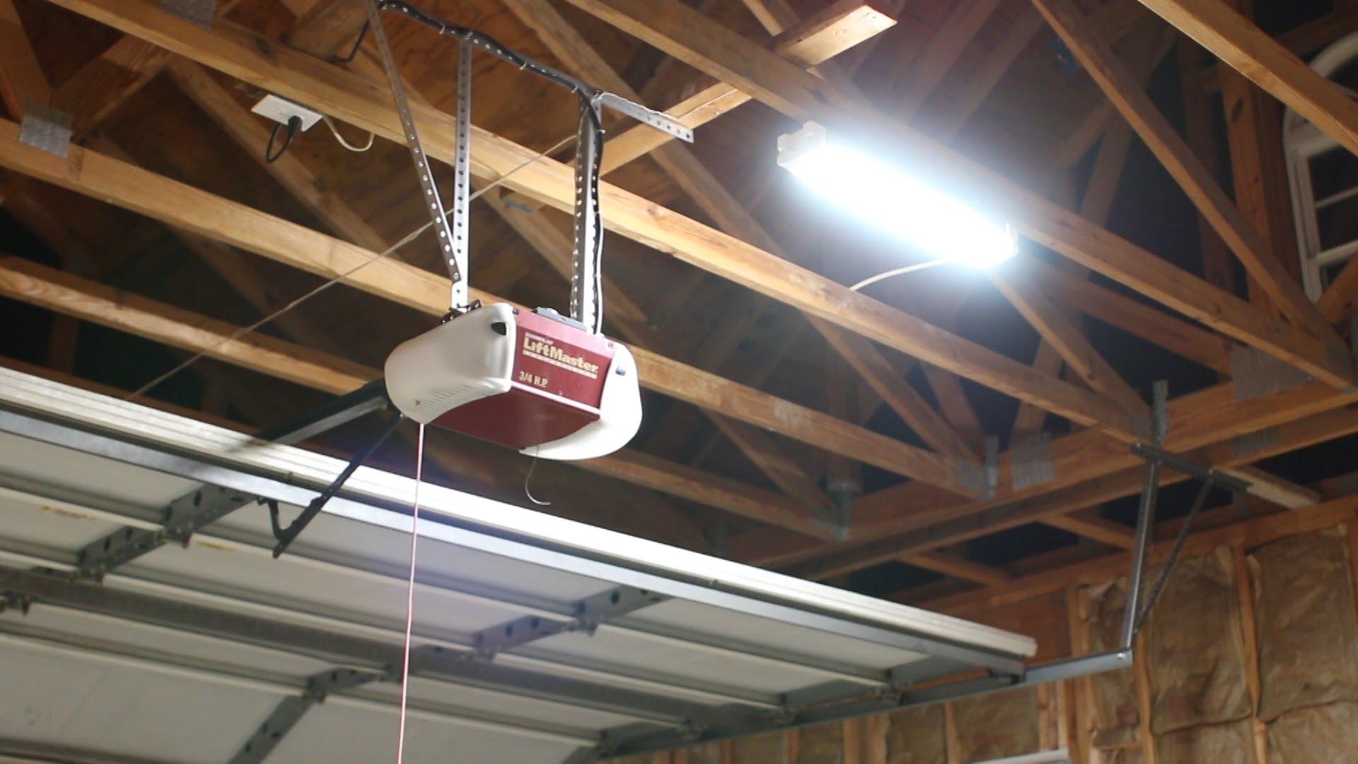 Led Garage Ceiling Lights An Energy