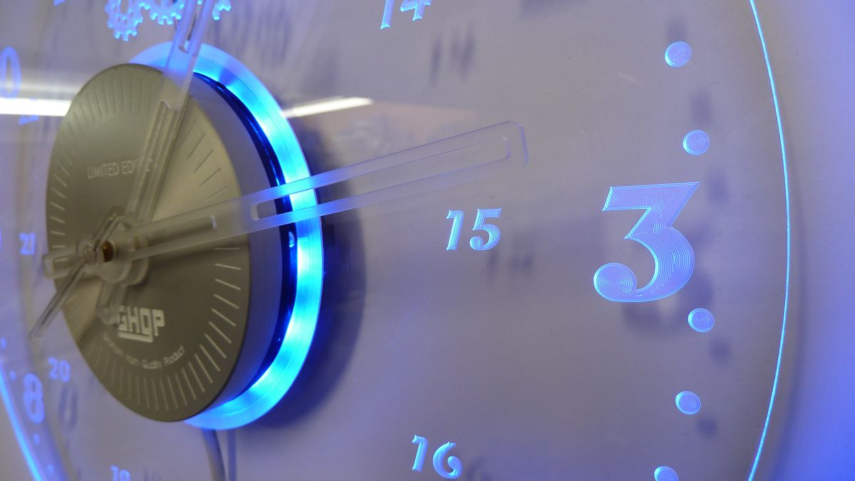 Save up some energy with the use of led light wall clocks save up some energy with the use of led light wall clocks amipublicfo Gallery
