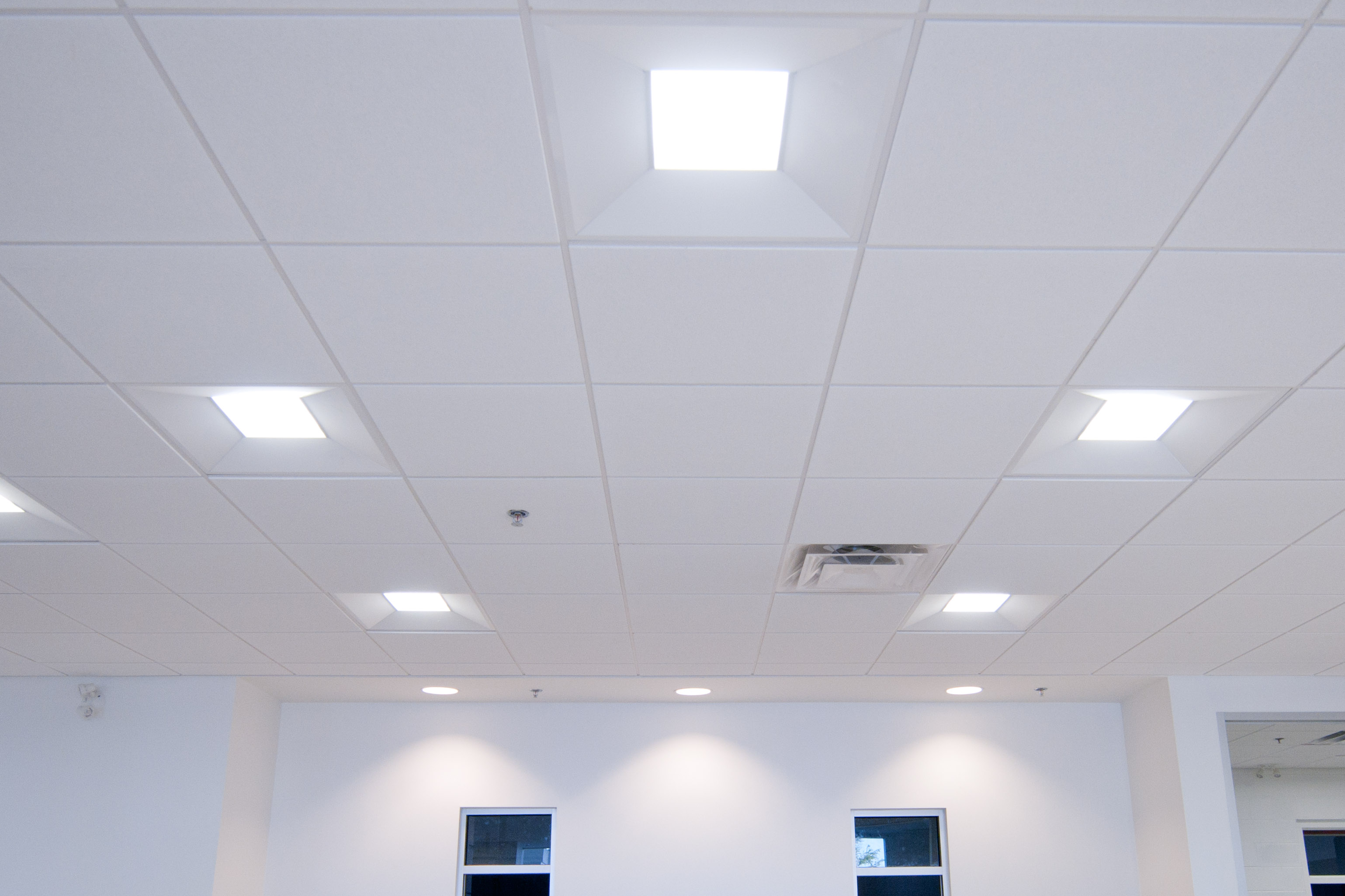 Led Office Ceiling Lights A Great Fit